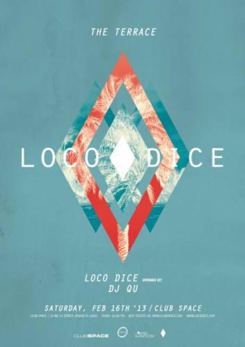 Loco Dice @ Space