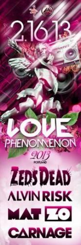 Love Phenomenon 2013
