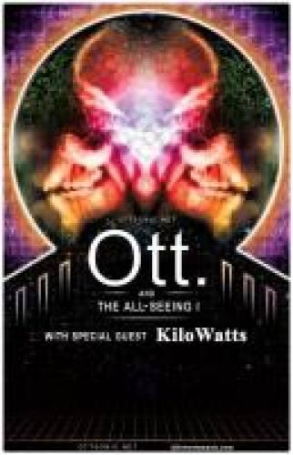 Ott & The All-Seeing I @ 1015 Folsom