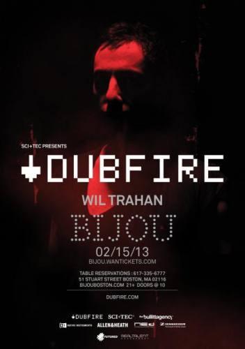 Dubfire @ Bijou Nightclub