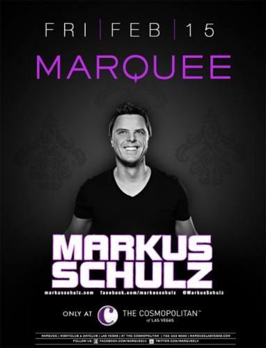 Markus Schulz @ Marquee Nightclub