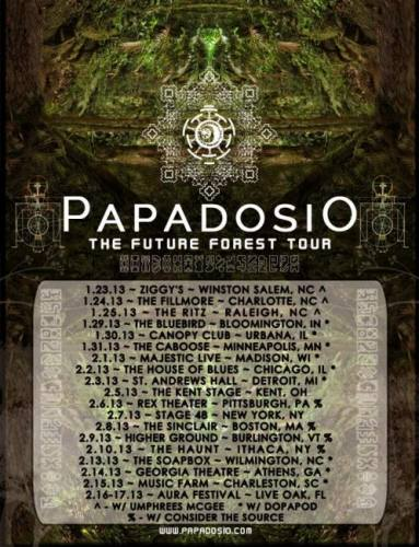 Papadosio w/ Dopapod @ The Music Farm