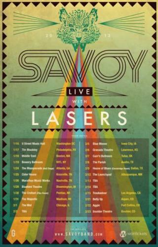 Savoy @ The Troubadour
