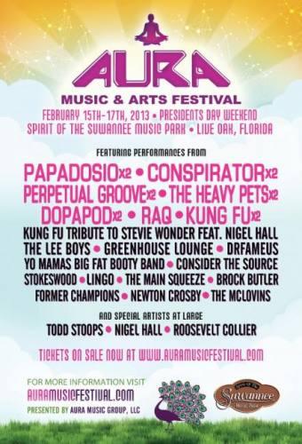 AURA Music & Arts Festival 2013