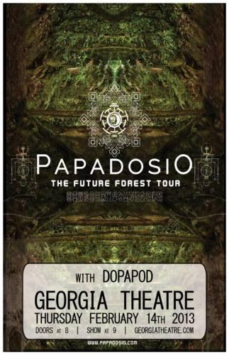 Papadosio @ Georgia Theatre