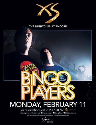 Bingo Players @ XS Las Vegas