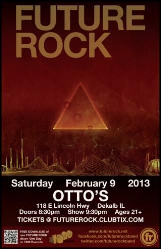 Future Rock @ Otto's