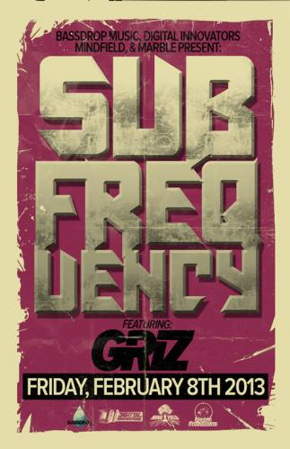 SUB FREQUENCY