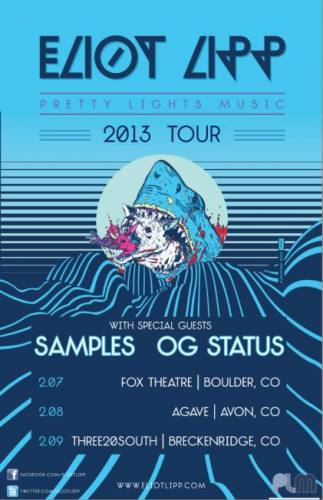 Eliot Lipp, Samples, and OG Status @ Fox Theatre Boulder