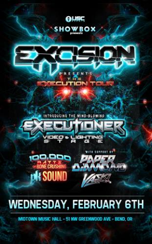 Excision @ Midtown Music Hall