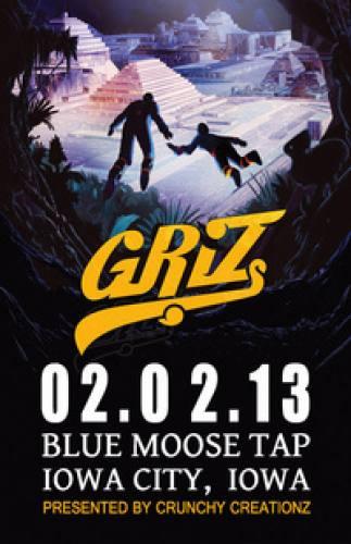 GRiZ @ Blue Moose Tap House