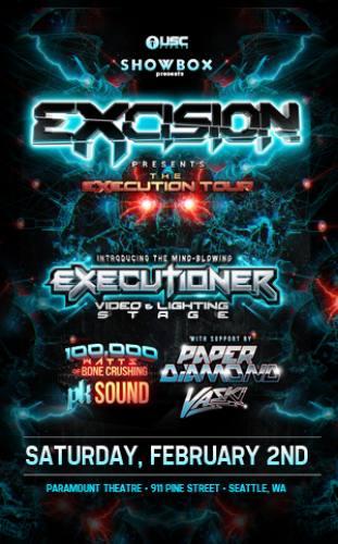 Excision @ Paramount Theatre