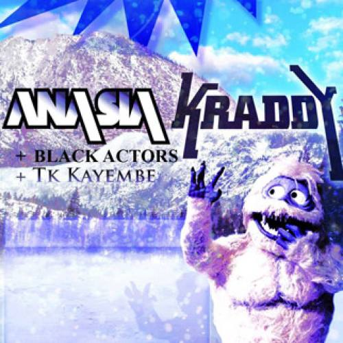 Ana Sia & Kraddy @ Bluebird Theater