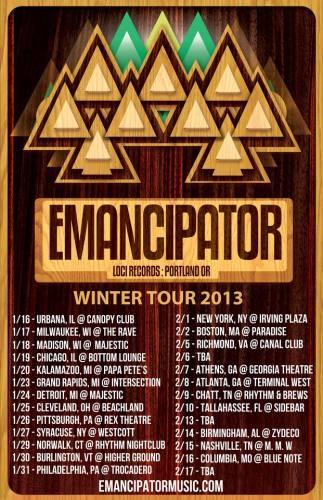 Emancipator @ Higher Ground (01-30-2013)
