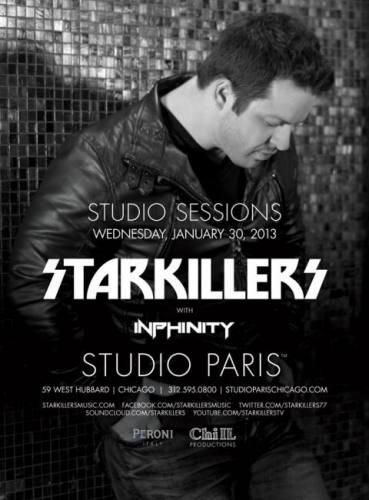 Starkillers @ Studio Paris