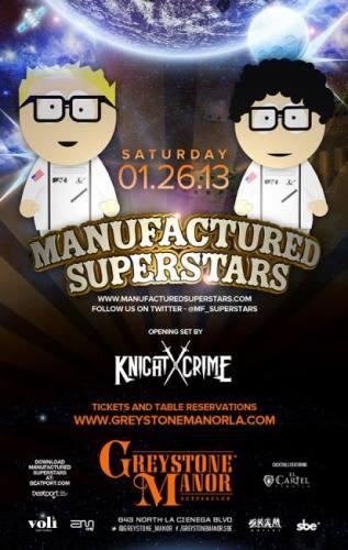 Manufactured Superstars @ Greystone Manor