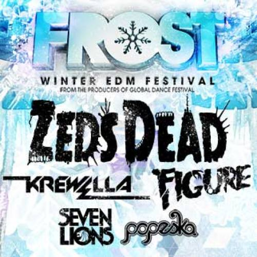 FROST: WINTER EDM FESTIVAL @ The Midland