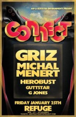 Griz, Michal Menert, Herobust, and more