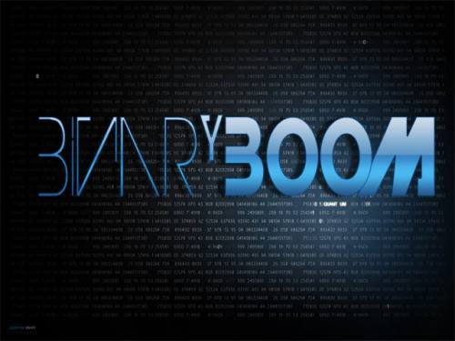 Slight Shift (Binary Boom) Logo