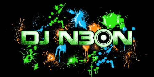 DJ N3ON Logo