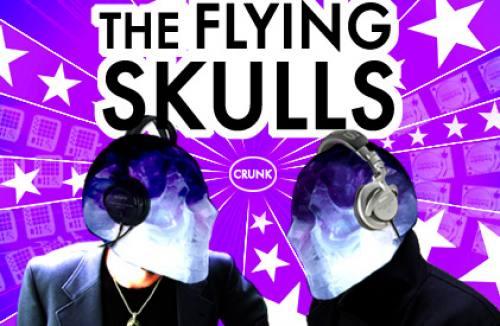 The Flying Skulls Logo