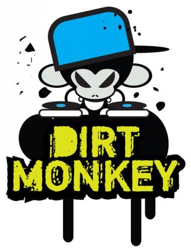 Dirt Monkey Logo