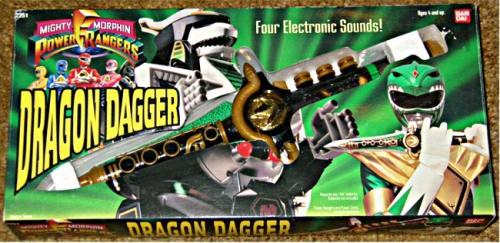Dragon Dagger Logo