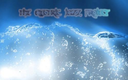 The Electric jazz project Logo