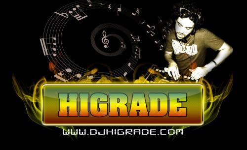 DJ HiGrade Logo