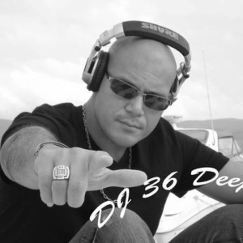 DJ36Deep Logo