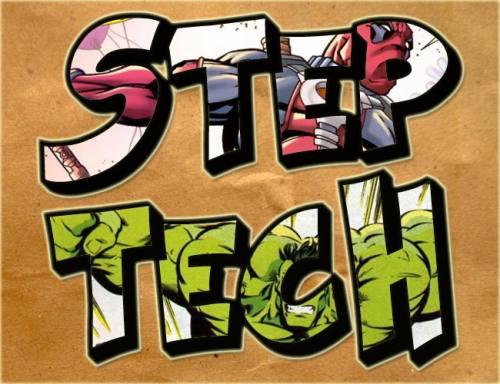 Steptech Logo
