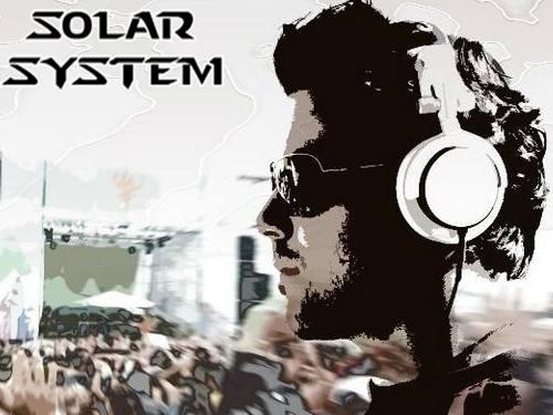 Solar System Logo
