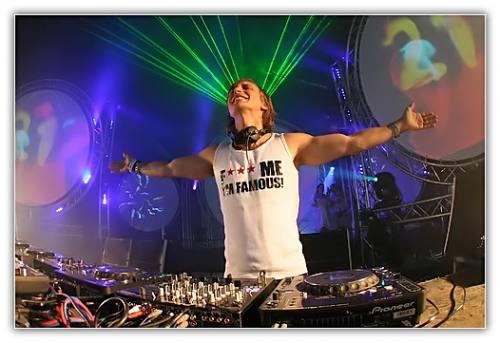 David Guetta Logo