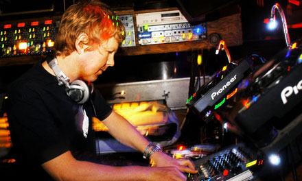 John Digweed Profile Link