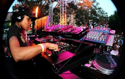 DJ Heather Logo