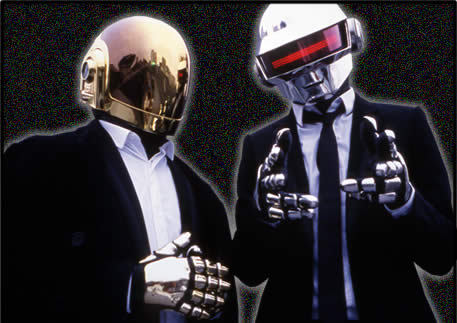 Daft Punk Profile Link