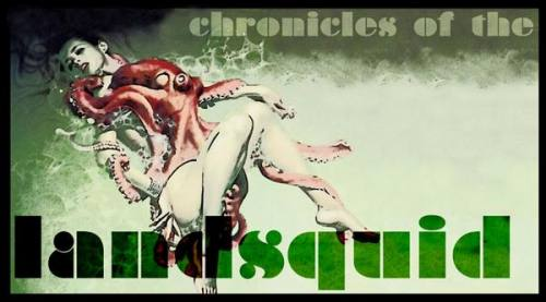 Chronicles of the Landsquid Logo