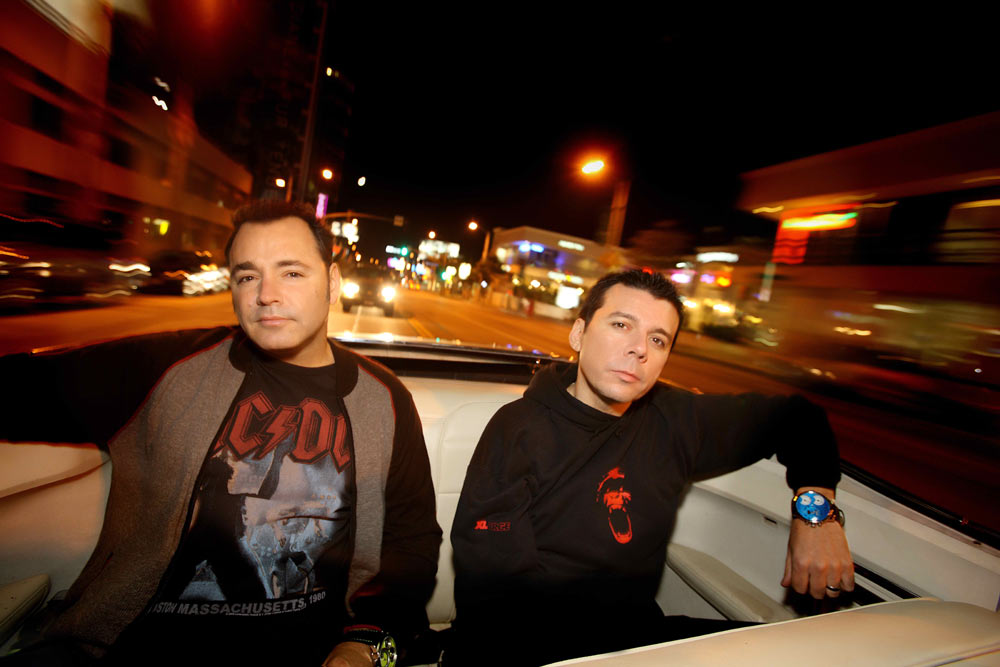 The Crystal Method Profile Link