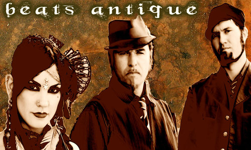 Beats Antique Profile Link