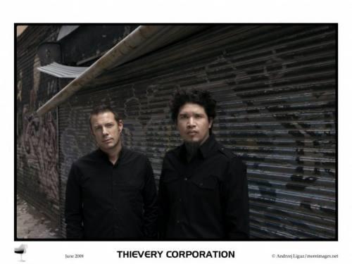 Thievery Corporation Logo