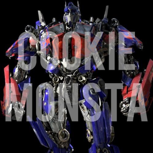 Cookie Monsta Logo
