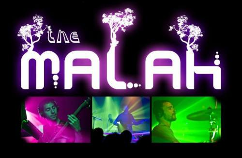 The Malah Logo