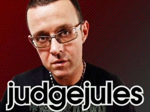 Judge Jules Logo