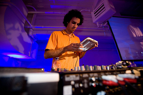 Four Tet Profile Link