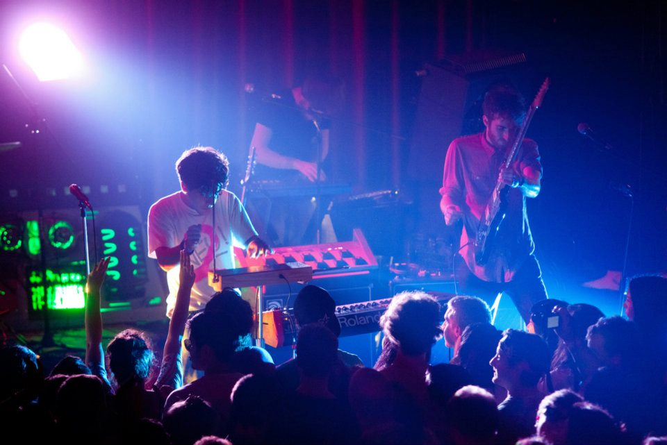 Neon Indian Profile Link