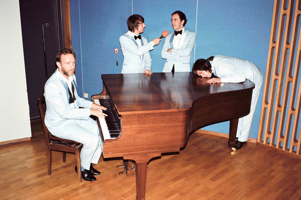 Soulwax Profile Link