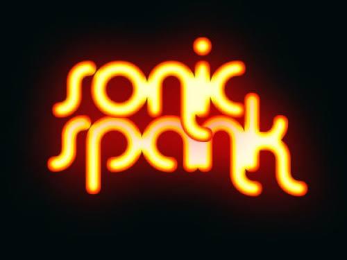 Sonic Spank Logo