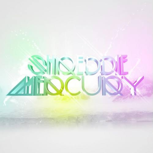 Shreddie Mercury Logo