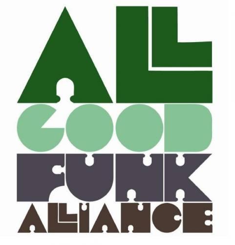 All Good Funk Alliance Logo