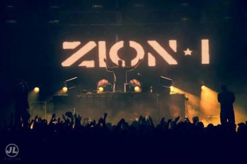 Zion I Logo